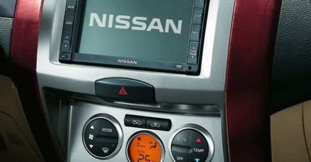 2009 Nissan Livina 1.8 B  第4張相片