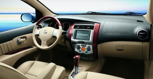 2009 Nissan Livina 1.8 B  第5張相片