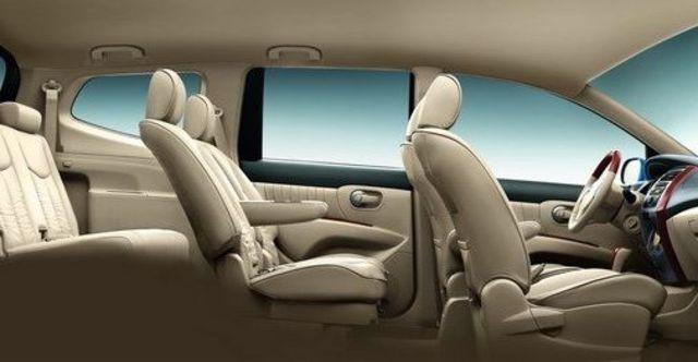 2009 Nissan Livina 1.8 B  第6張相片