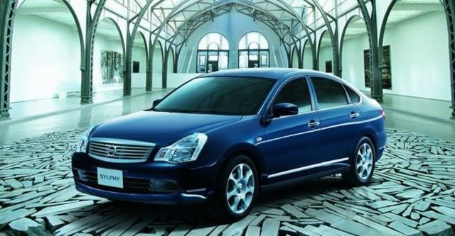 2009 Nissan New Bluebird 2.0 L  第3張相片
