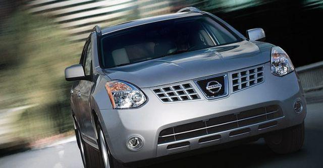 2009 Nissan Rogue 豪華型 S  第1張相片