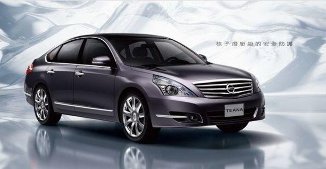 2009 Nissan Teana 2.5 LD  第4張相片