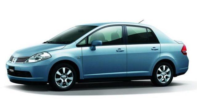 2009 Nissan Tiida 1.8 4D B  第1張相片