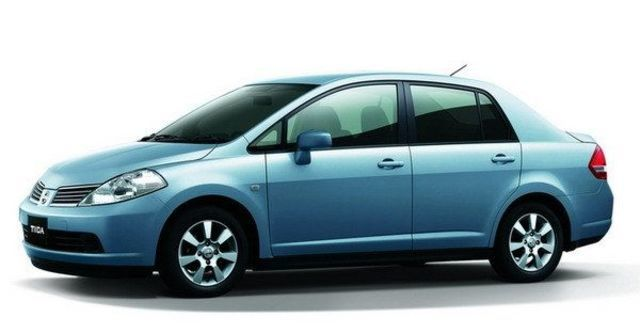 2009 Nissan Tiida 1.8 4D B  第2張相片