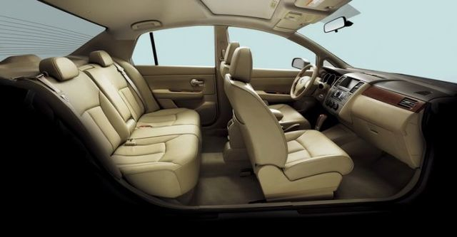 2009 Nissan Tiida 1.8 5D B+  第7張相片