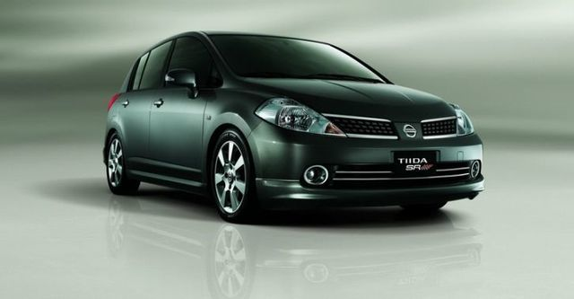 2009 Nissan Tiida 1.8 5D P  第3張相片