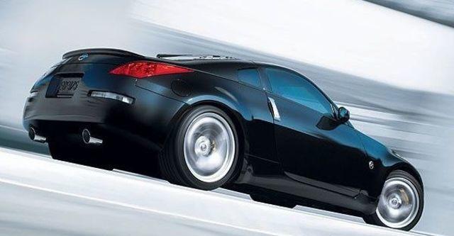 2008 Nissan 350Z Coupe  第3張相片
