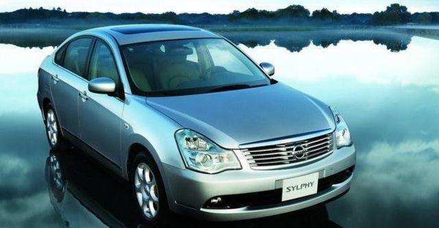 2008 Nissan Bluebird Sylphy 2.0P  第1張相片