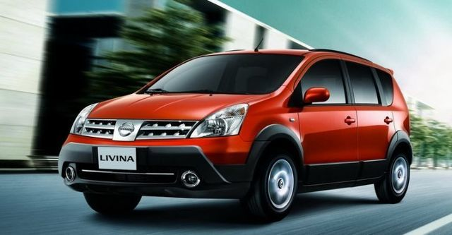 2008 Nissan Livina 1.6 C  第3張相片