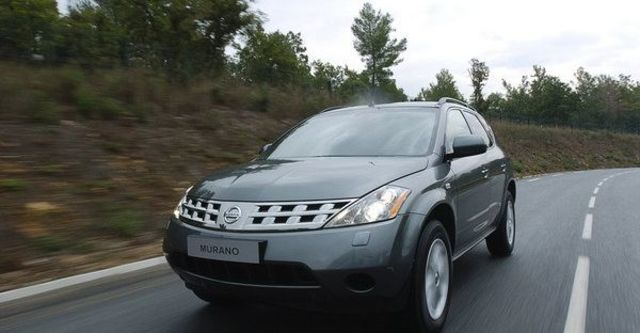 2008 Nissan Murano 3.5  第4張相片