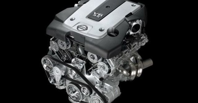 2008 Nissan Murano 3.5  第7張相片