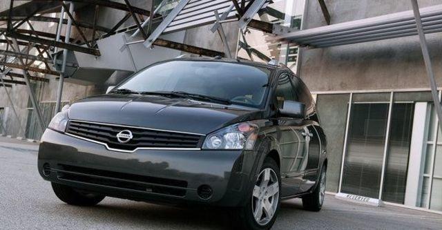 2008 Nissan Quest 3.5  第1張相片