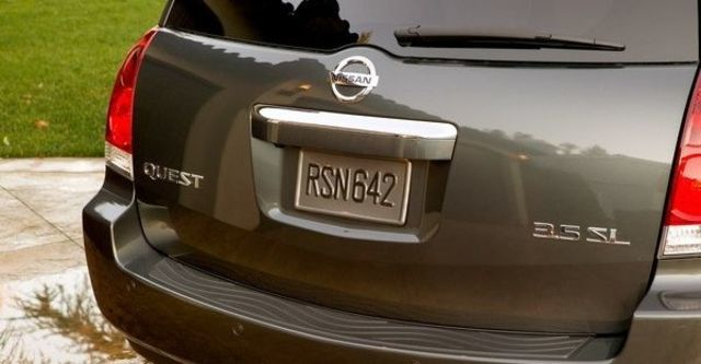 2008 Nissan Quest 3.5  第5張相片
