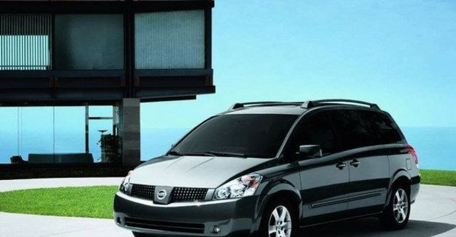2008 Nissan Quest 3.5  第8張相片