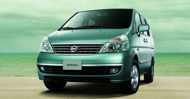 2008 Nissan Serena C24B8A 標準型8人座  第2張相片