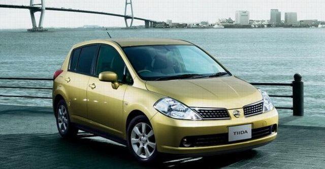 2008 Nissan Tiida 五門1.8P  第1張相片