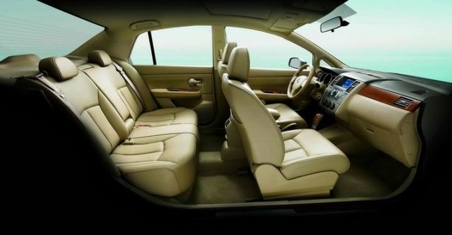 2008 Nissan Tiida 五門1.8P  第9張相片