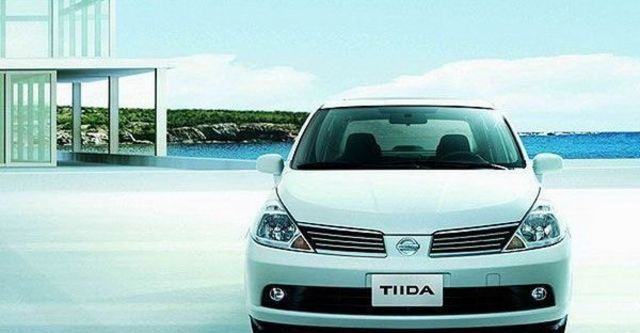2008 Nissan Tiida 四門1.6B  第1張相片