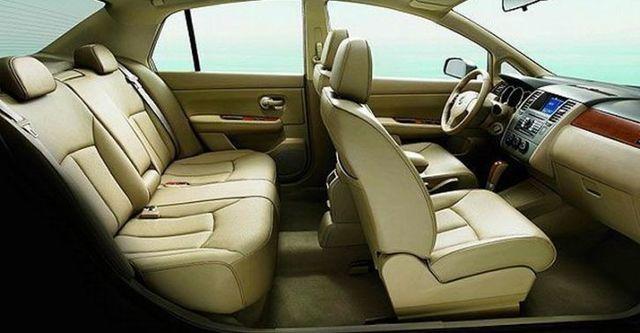 2008 Nissan Tiida 四門1.6L  第4張相片