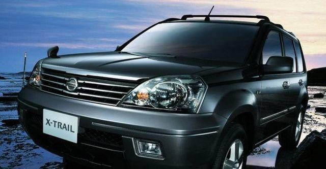 2008 Nissan X-Trail 2.0 2WD豪華型  第3張相片