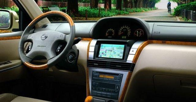 2008 Nissan X-Trail 2.0 2WD豪華型  第5張相片