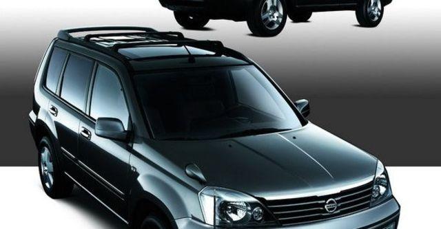 2008 Nissan X-Trail 2.0 2WD豪華型  第9張相片