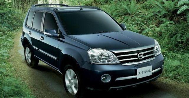 2008 Nissan X-Trail 2.5 2WD尊貴型  第1張相片