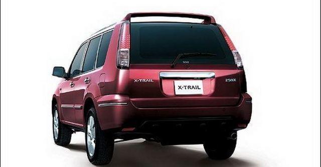 2008 Nissan X-Trail 2.5 2WD尊貴型  第3張相片