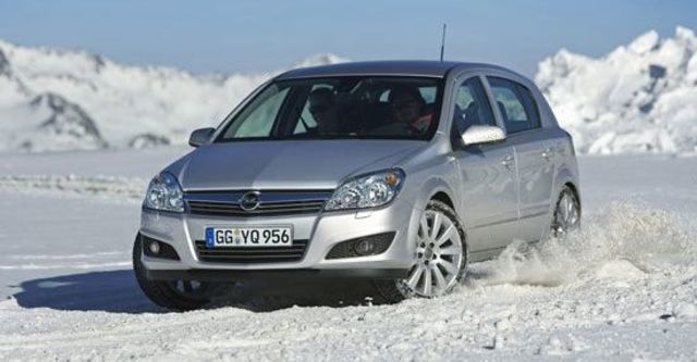 2011 Opel Astra 1.8 Club  第4張相片