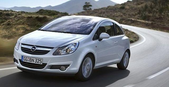 2011 Opel Corsa 1.4 3D Elegance  第1張相片