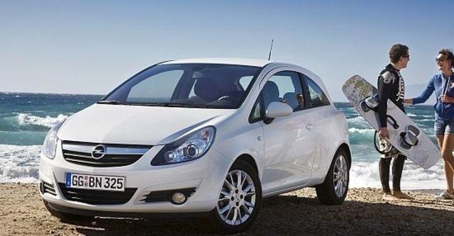 2011 Opel Corsa 1.4 3D Elegance  第4張相片