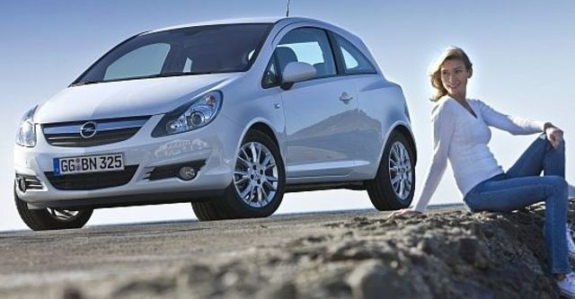 2011 Opel Corsa 1.4 3D Elegance  第5張相片