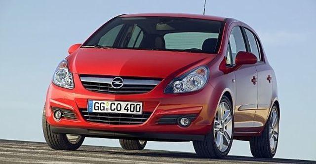 2011 Opel Corsa 1.4 5D Elegance  第1張相片