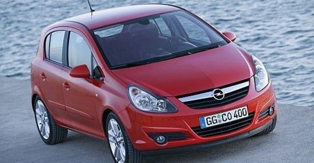 2011 Opel Corsa 1.4 5D Pleasure  第3張相片