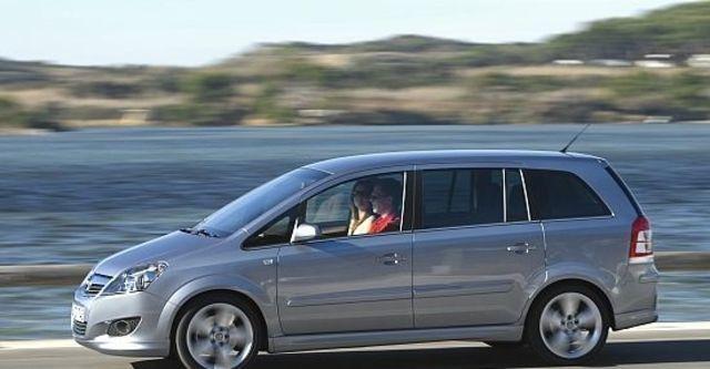2011 Opel Zafira 1.8 VIP  第3張相片