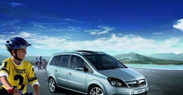 2011 Opel Zafira 1.8 VIP  第8張相片
