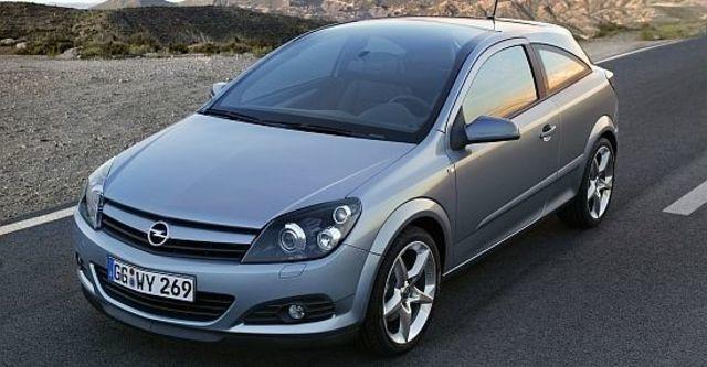 2010 Opel Astra GTC 1.8 Panorama  第1張相片