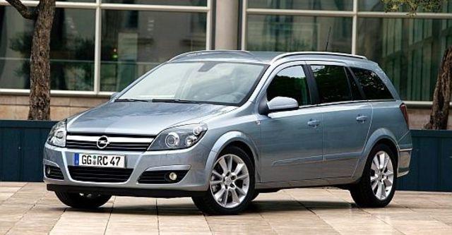 2010 Opel Astra Sportwagon 1.9 CDTI  第1張相片