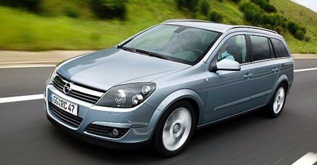 2010 Opel Astra Sportwagon 1.9 CDTI  第4張相片