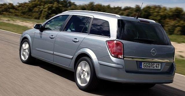 2010 Opel Astra Sportwagon 1.9 CDTI  第5張相片