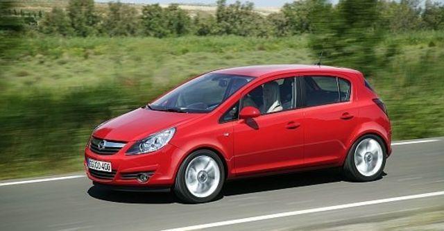 2010 Opel Corsa 1.4 5D Pleasure  第1張相片