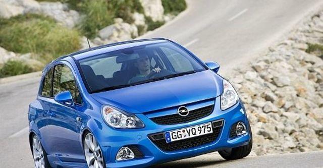 2010 Opel Corsa OPC  第1張相片
