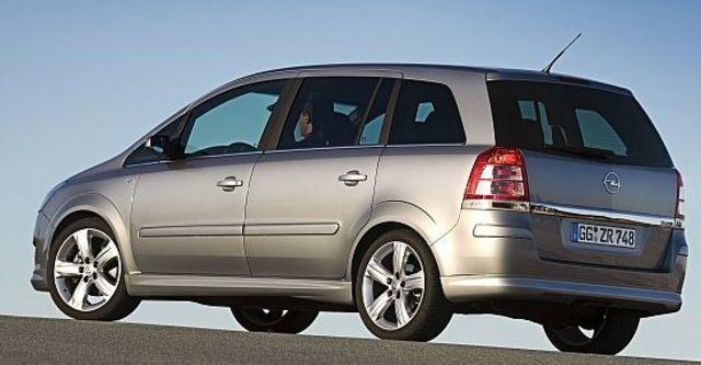 2010 Opel Zafira 1.8 Easytronic  第4張相片