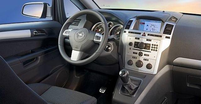 2010 Opel Zafira 1.8 Easytronic  第5張相片