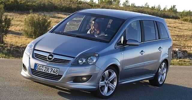 2010 Opel Zafira 1.9 CDTI  第1張相片