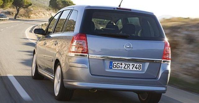 2010 Opel Zafira 1.9 CDTI  第5張相片