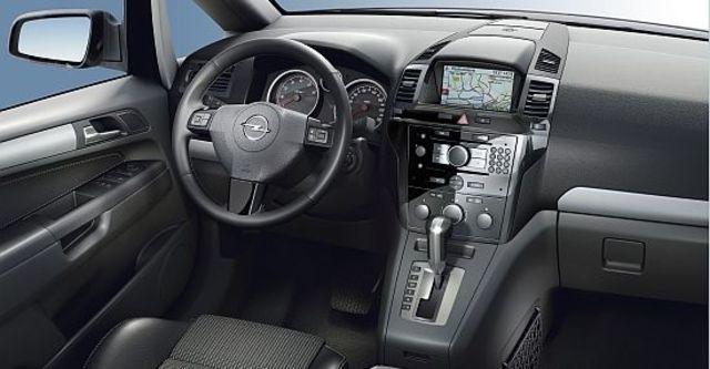 2010 Opel Zafira 1.9 CDTI  第6張相片