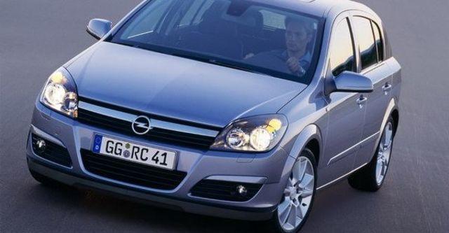 2009 Opel Astra 1.8 SRi  第1張相片