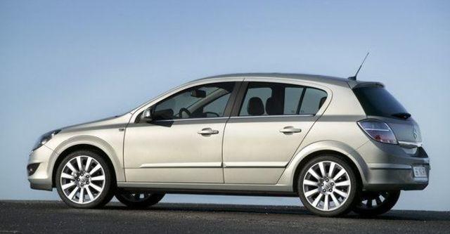 2009 Opel Astra 1.8 SRi  第4張相片