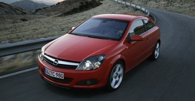 2009 Opel Astra 1.8 SRi  第6張相片